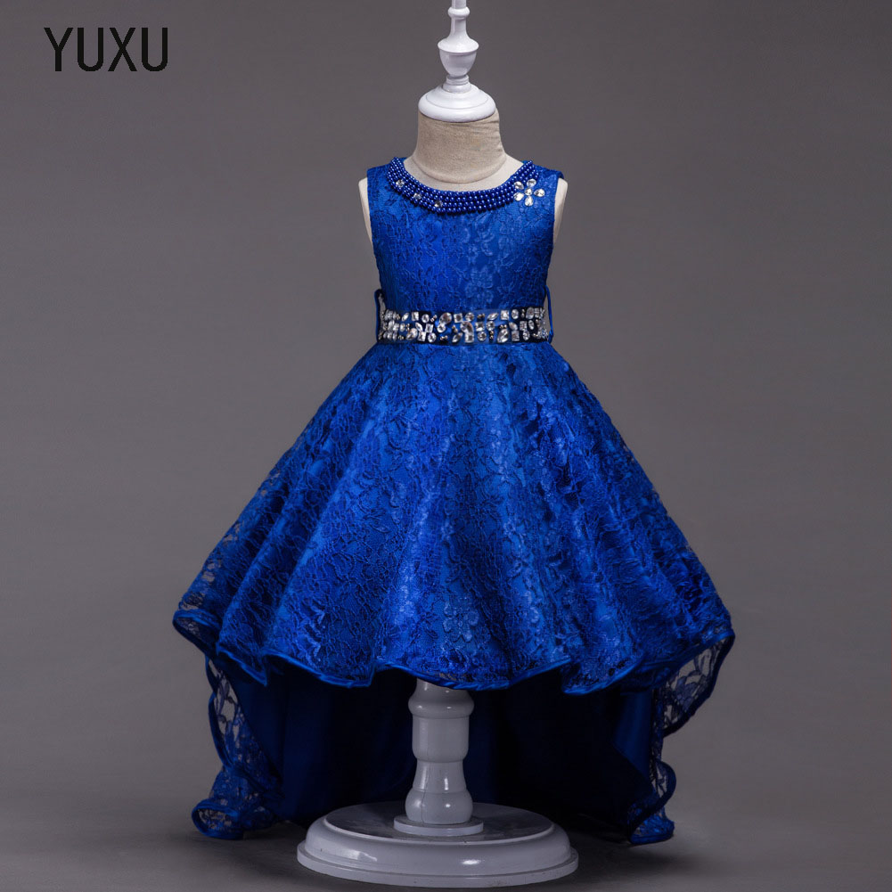 Girls Christmas Flower Lace diamond Dress Kids Dresses for Girl Princess Autumn Winter Party Ball Gown Children Clothing Wear цена