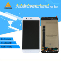 For Xiaomi Mi 5X Mi5X M5X Axisinternational LCD Screen Display Touch Panel Digitizer White Black Free