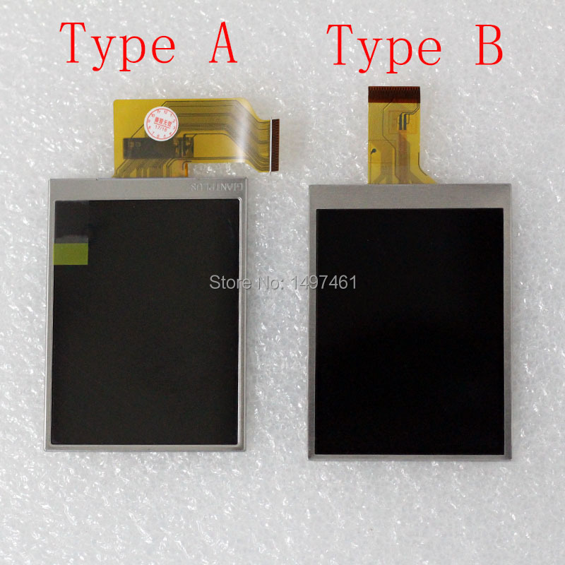 Type A or B New inner LCD Display Screen With backlight For Nikon coolpix A10 A100 Digital camera