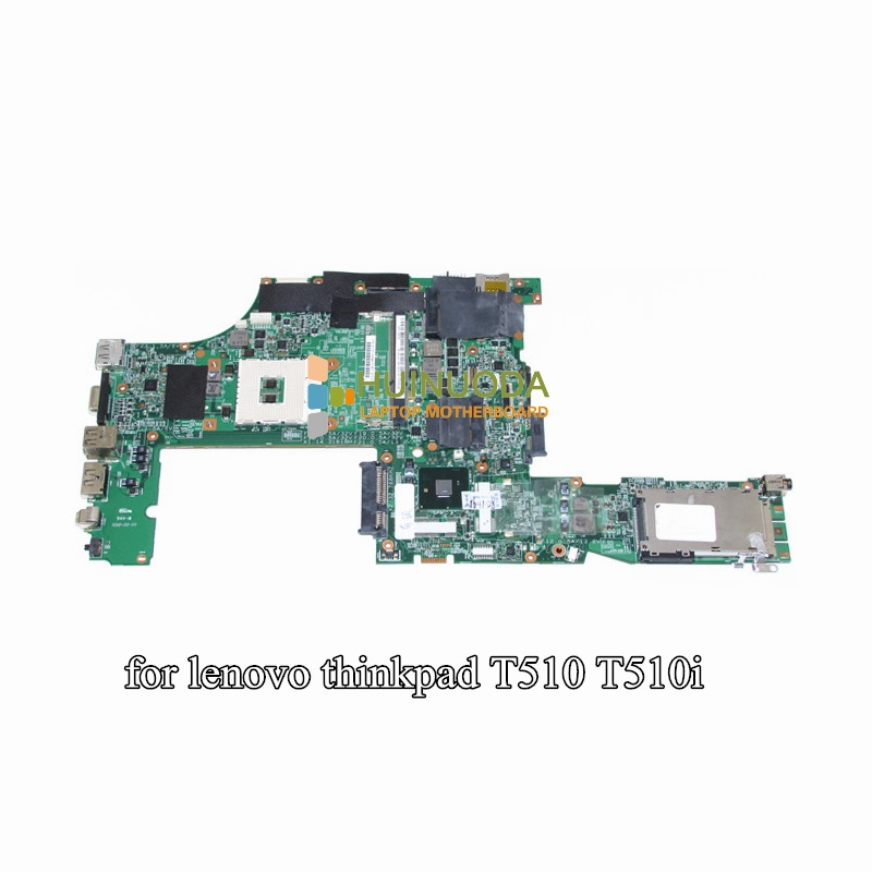 все цены на FRU 63Y1499 Notebook PC System board For Lenovo thinkpad T510 T510I Main Board / Motherboard 15 inch QM57 DDR3 48.4CU03.031 онлайн