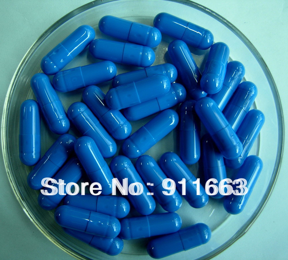 0# 10,000pcs, blue blue colored capsules,hard gelatin empty capsules size 0 (joined or seperated capsule available!)-in Money Boxes from Home & Garden    1