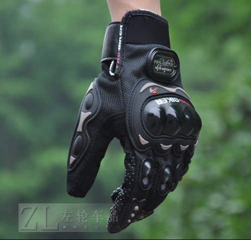 Motorcycle Full Fingers Gloves Motorbike Gloves Off Road Cross Gloves Cycling Gloves