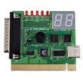 2-значный USB PCI Материнская Плата Диагностическая Анализатор Тестовая Карта Для Ноутбука Настольных ПК
