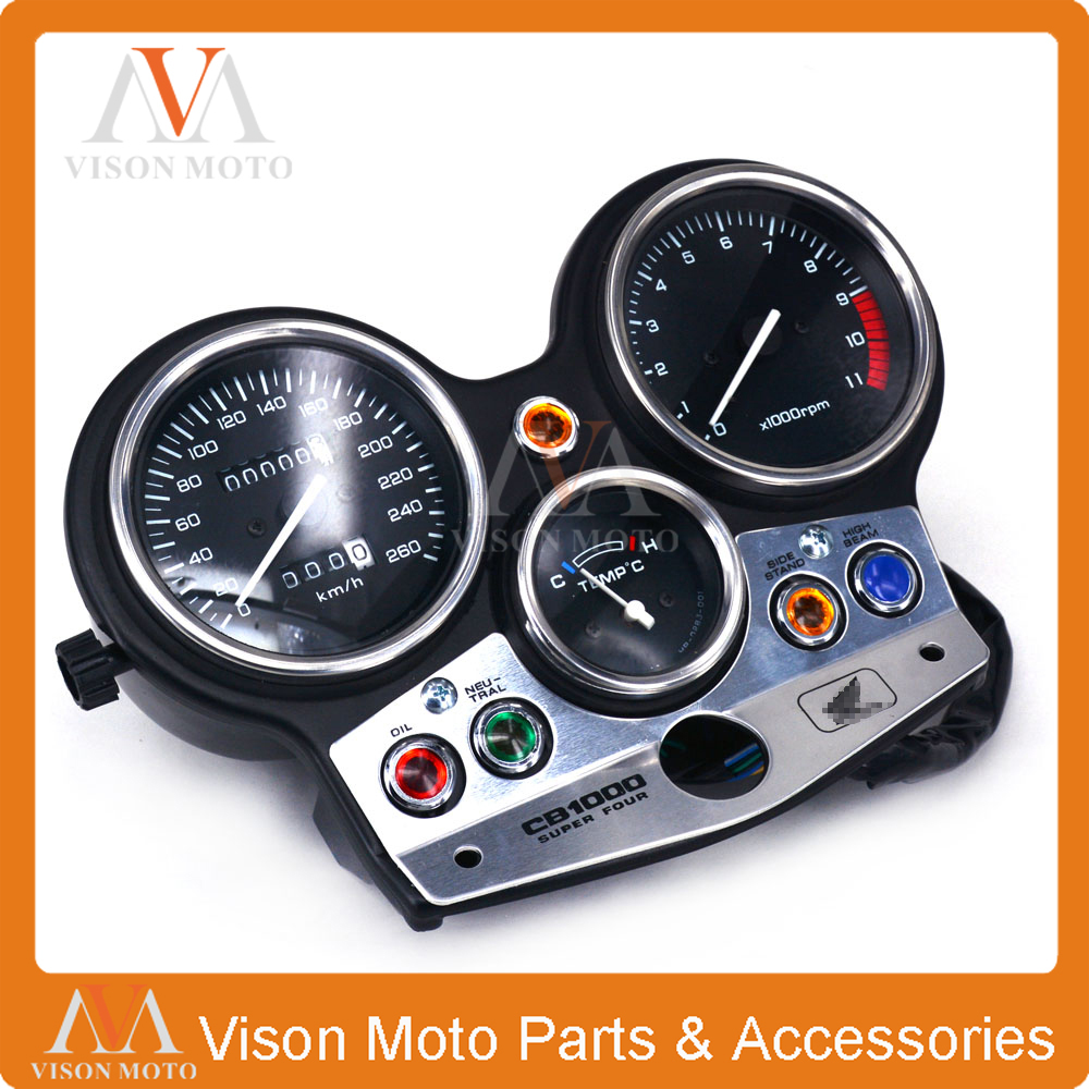 260 Motorcycle Speedometer Clock Instrument Gauges Odometer Tachometer  For HONDA CB1000 CB 1000 1994 1995 1996 1997 1998