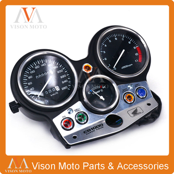260 Motorcycle Speedometer Clock Instrument Gauges Odometer Tachometer For HONDA CB1000 CB 1000 1994 1995 1996 1997 1998 image