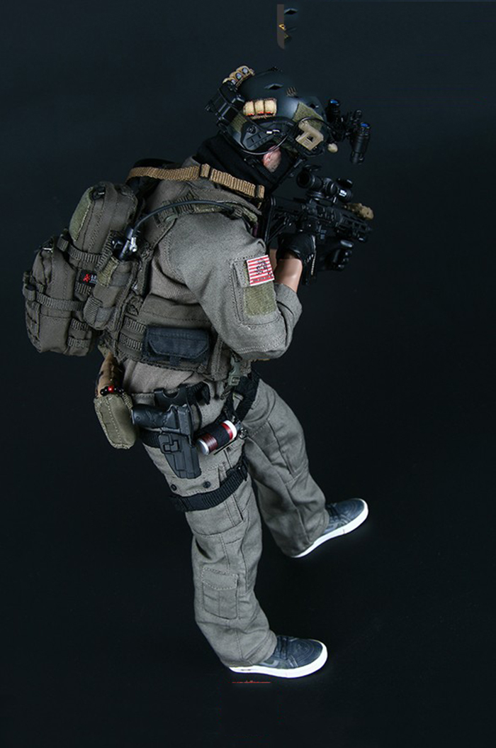 MMS9003 1//6 Scale US Navy Seal Underway Boarding Unit Soldier Hands Model