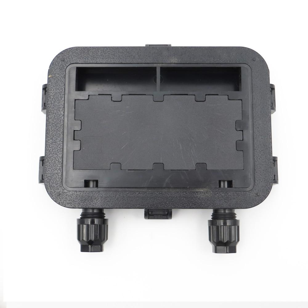 Солнечная распределительная коробка для солнечной панели 200 Вт 220 Вт 230 Вт 240 Вт 250 Вт подключение PV распределительная коробка кабельного соединения с солнечной панелью с диодами