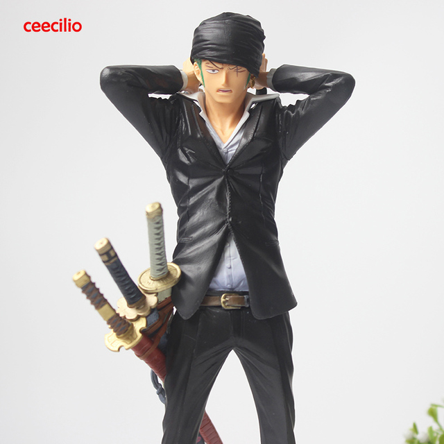 One Piece Roronoa Zoro Action Figure Toy