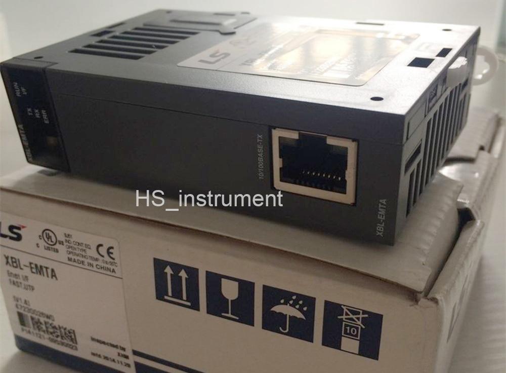 XBL-EMTA LS(LG) Ethernet PLC Communication module New&original plc xbl c41a cnet communication module