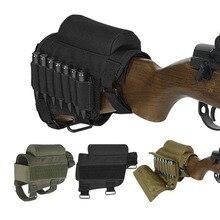 Охотничья сумка Стыковая разгрузка стрелковая амуниция мешочек для 7 круглых перевозчиков. 308 или. 300 Win Mag