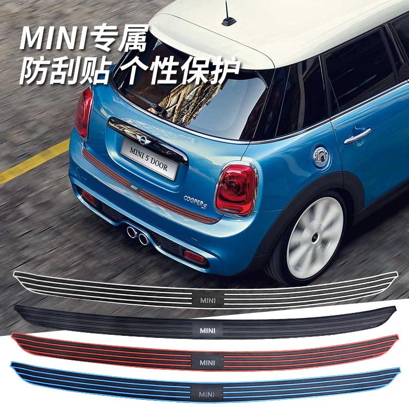 Caminhão do carro Anti-ollision Traseira fita adesivos para carros Estilo Do Carro para BMW MINI cooper clubman countryman R55 R56 R60 r61 F54 F55F56