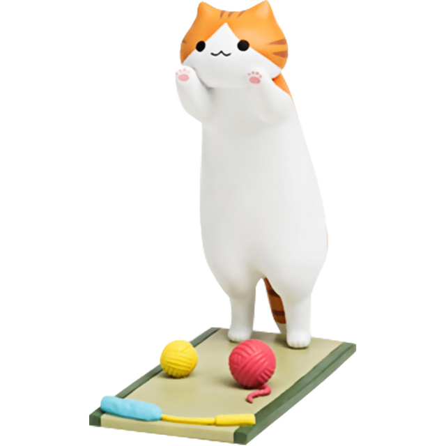 Cute Cartoon Animal cats phone Holder for phone Android Support mobile Action Toy Figures  toys for children great gifts