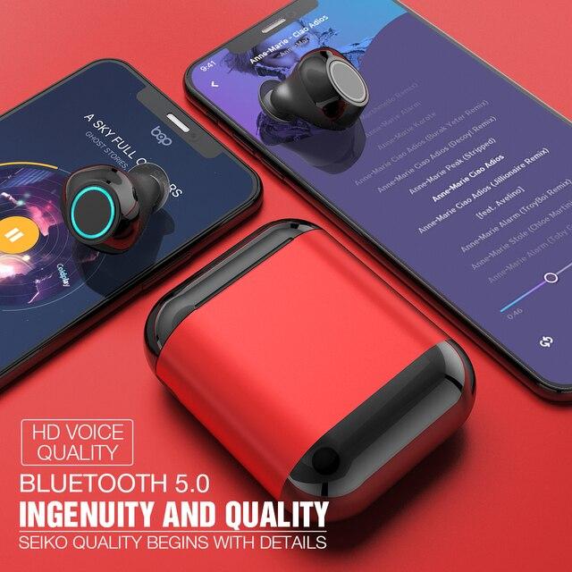 Intelligent Wireless Earphone 2