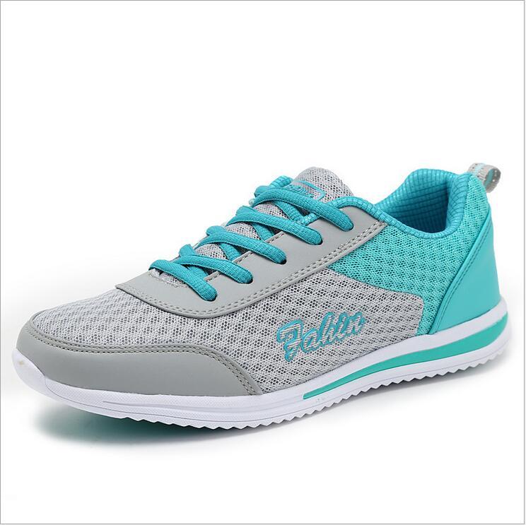 Yeni Liste Sıcak Satış yaz moda marka Nefes örgü ayakkabı kadın rahat ayakkabı jx0180