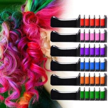 Χρωματιστές βαφές μαλλιών