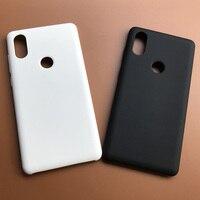 Witte kleur Voor Xiao mi mi mi x 2 s CASE hard COVER Case Back Hard Case Voor Xiao mi mi mi X2 s beschermende VOLLEDIGE FROSTED Gevallen