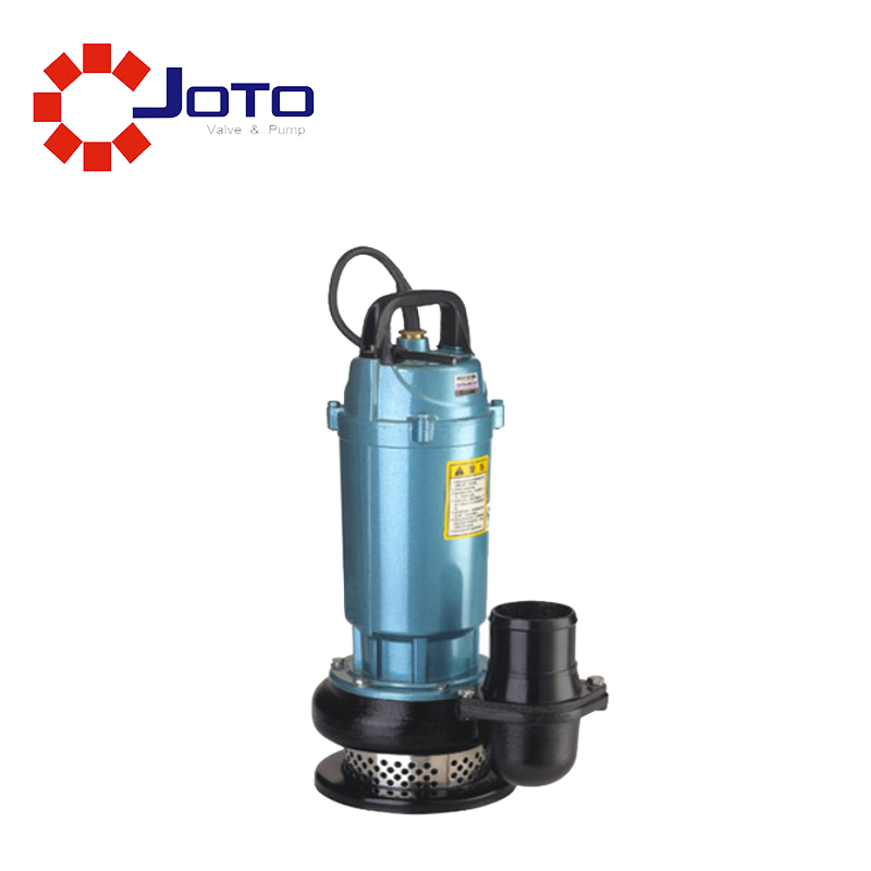 Factory Supply 550W Submersible Centrifugal Water Pump For Agricultural Irrigation Clean Water Drainage Deep Well Water Sucking 550w high efficiency submersible deep well water pump max head 65m household centrifugal well pump