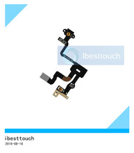 Power on/off Button Proximity Light Sensor Flex Cable Repair Spare Parts For iPhone 4S