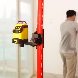 Image 5 - 1/4 или 5/8 дюймов интерфейс Лазерные уровни кронштейн для удлинителя и регулируемая высота для универсальный лазерный уровень