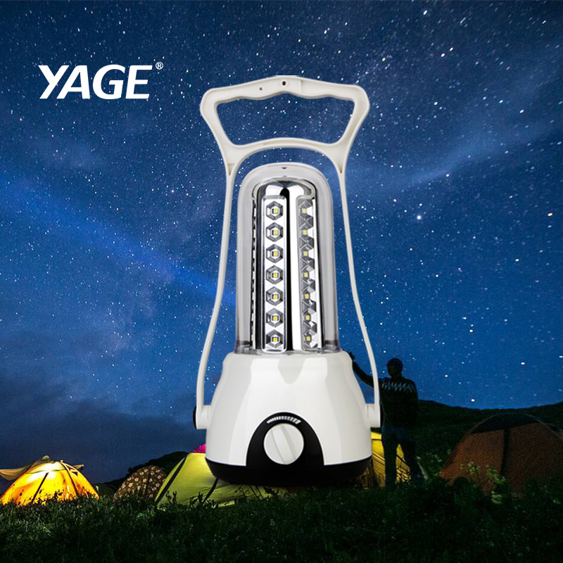 YAGE linterna camping light rechargeable camping led lantern tourist Garden lights a flashlight in the tent rechargeable lampe enhancing the tourist industry through light
