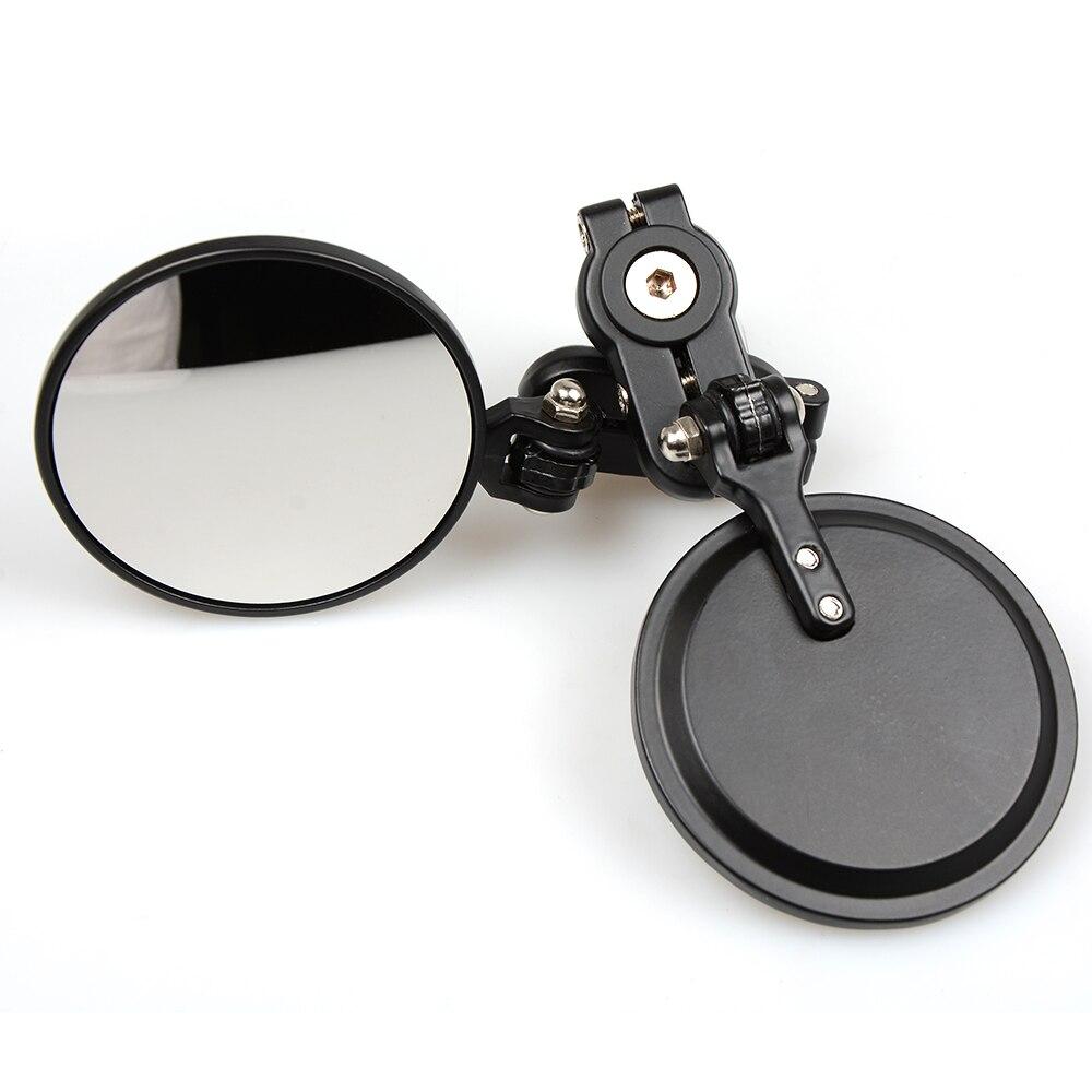 Motocicleta Rearviews Handle Bar End Espelhos para scrambler 848 panigale Ducati diavel monstro bicicleta v4 multistrada 848 1200 959