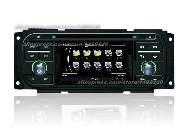 Buy Jeep Grand Cherokee Navigation System And Get Free Shipping On Rhaliexpress: 2007 Jeep Grand Cherokee Radio With Nav At Taesk.com
