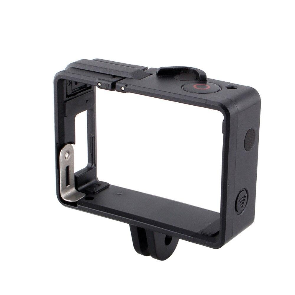 Для новых Gopro Hero 3/3 +/4 Стандартный Рамки для GoPro Стандартный Рамки (Камера + ЖК-дисплей BacPac/ батарея BacPac) УФ-линзы комплект бесплатная доставка