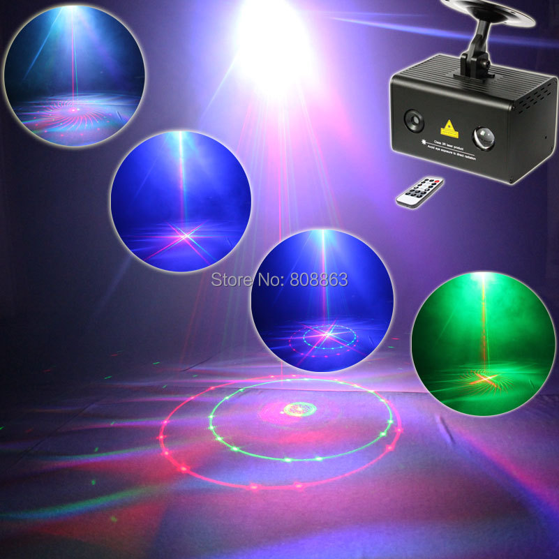 New R&G Laser 12 Patterns Projector Full Light Water Galaxy Effect Full Color RGB LED DJ Home Party Xmas Bar Dance Light B195 martin g r r dance with dragons