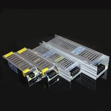 Mini Size Led Strip Power Supply AC220V to DC12V 24V 3A 5A 10A 16.5A 21A 33A Power Switch Driver Transformer AC DC Adapter 12V(China (Mainland))