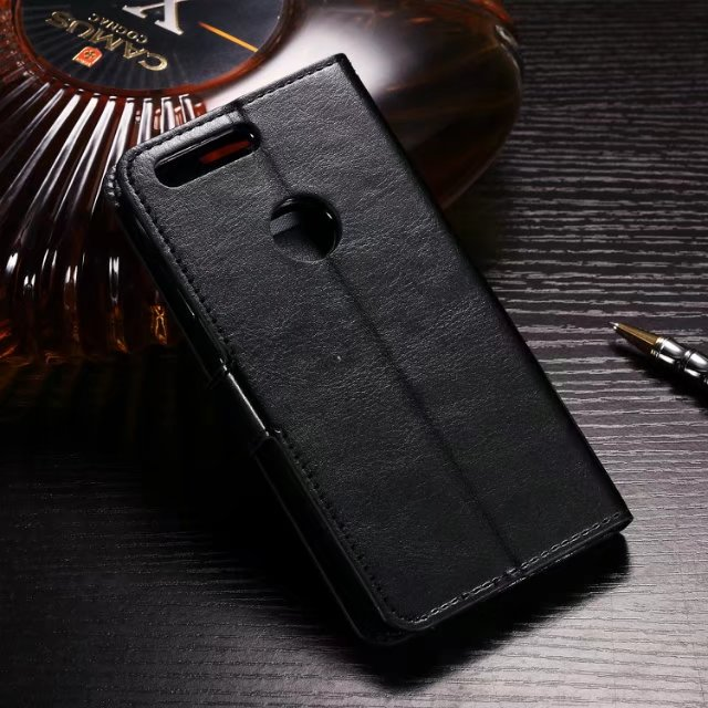 best service 8cd6b f8757 US $3.59 10% OFF|For Oneplus 5T Case Wallet Style PU Leather Case for One  plus 5t with Stand Function and Card Holder-in Half-wrapped Case from ...