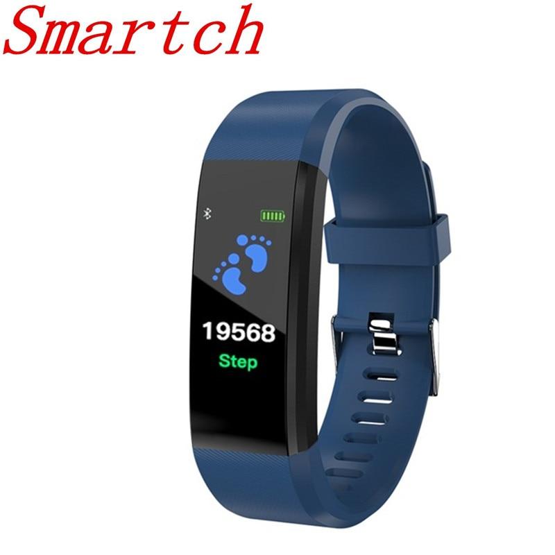 696 ID115 Plus Herzfrequenz Smart Band 0,96
