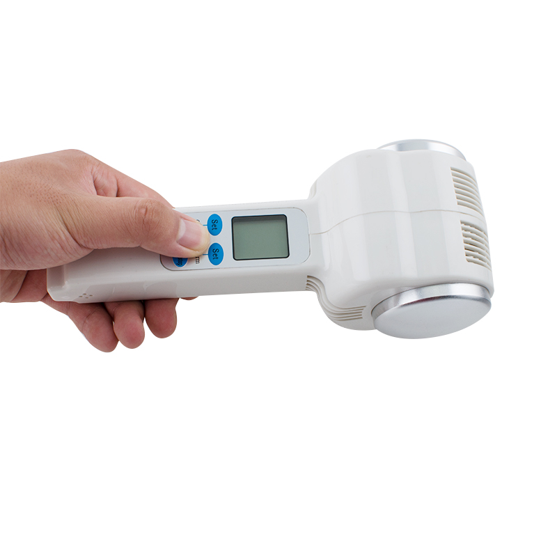 ФОТО Ultrasonic Ultrasound Hot Cold Hammer Beauty Equipment Machine For Home Spa Use EU Plug