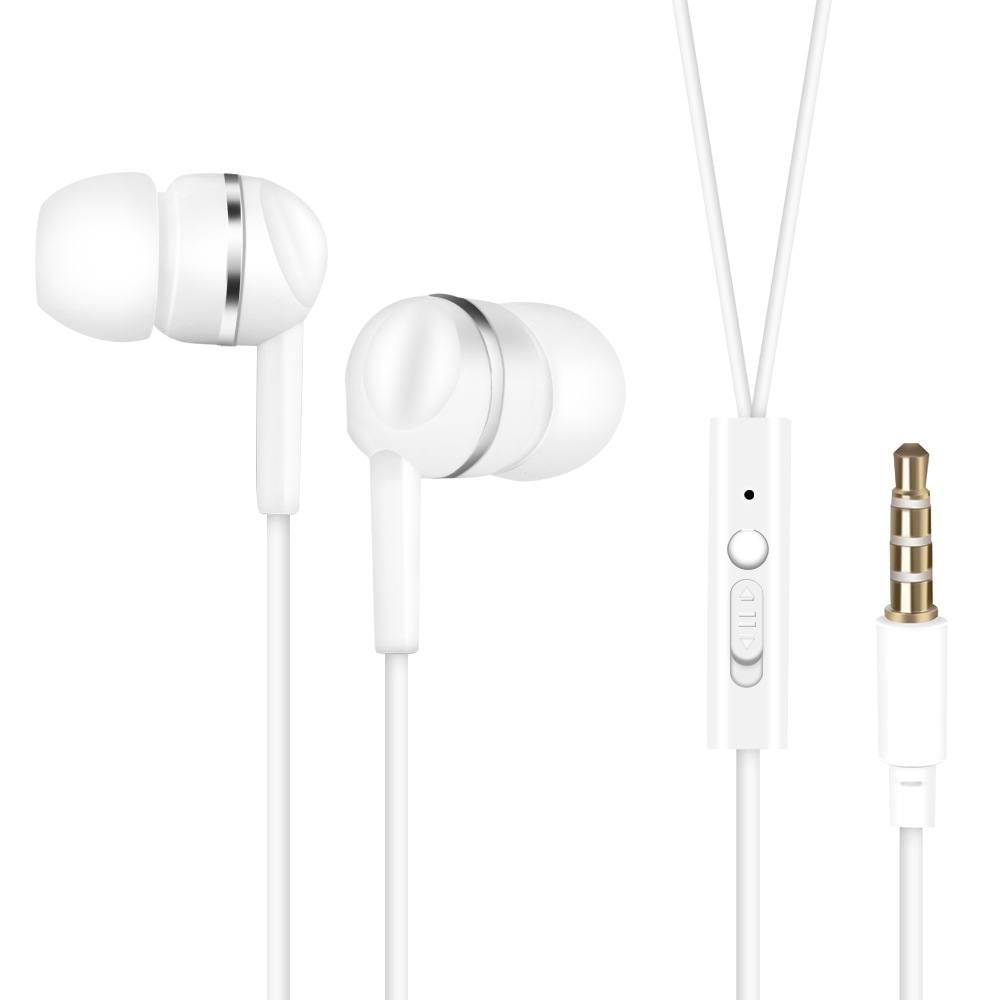 3.5mm Headset with Microphone for Microsoft Nokia Lumia