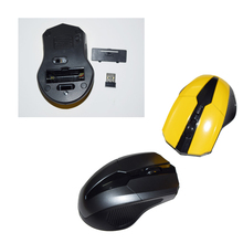 Etmakit Nice font b Gaming b font Mouse 2 4GHz Mice Optical Mouse Cordless USB Receiver