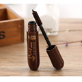 Professional Lengthening Brown Mascara Waterproof Curling Thick Mascara Volume Express mudge-proof Slender Eyelash Eye Makeup