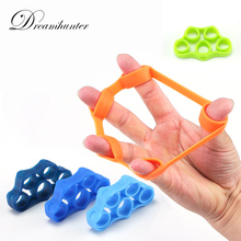 1 pc Outdoor fitness equipment Finger trainer Silicone Gripping