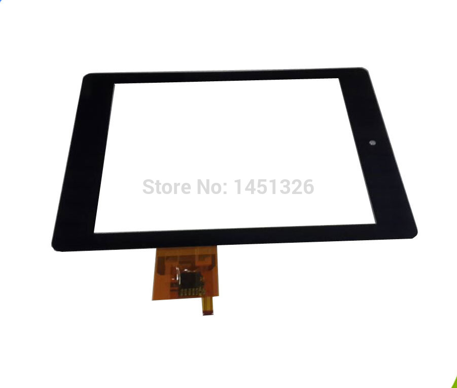 OEM Parts For Acer Iconia A1-810 A1-811 Touch Screen Digitizer Sensor Glass Lens