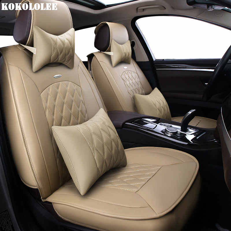 KOKOLOLEE pu leather car seat covers For KIA All Models K2/3/4/5 Kia Cerato Sportage Optima Maxima carnival rio ceed accessories платье для девочек jilly 2015 colthes baby j 184568 page 1