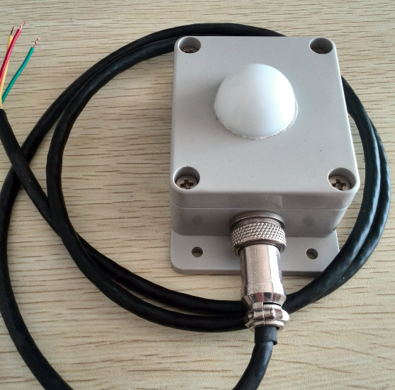 Fast Free Ship 0.4 2v/4 20mA/RS485 JCG 16 Optical Sensor,light Intensity Sensor Meteorological Monitoring 0 200Klux Solar Sensor