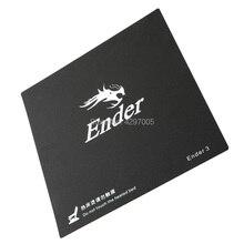 Sıcak Satış Ender-3 3D Yazıcı Isı Kağıt Yapı Yüzey 3 M Sticker ile 3D Yazıcı ısıtmalı yatak çarşafı 235*235mm Ender-3