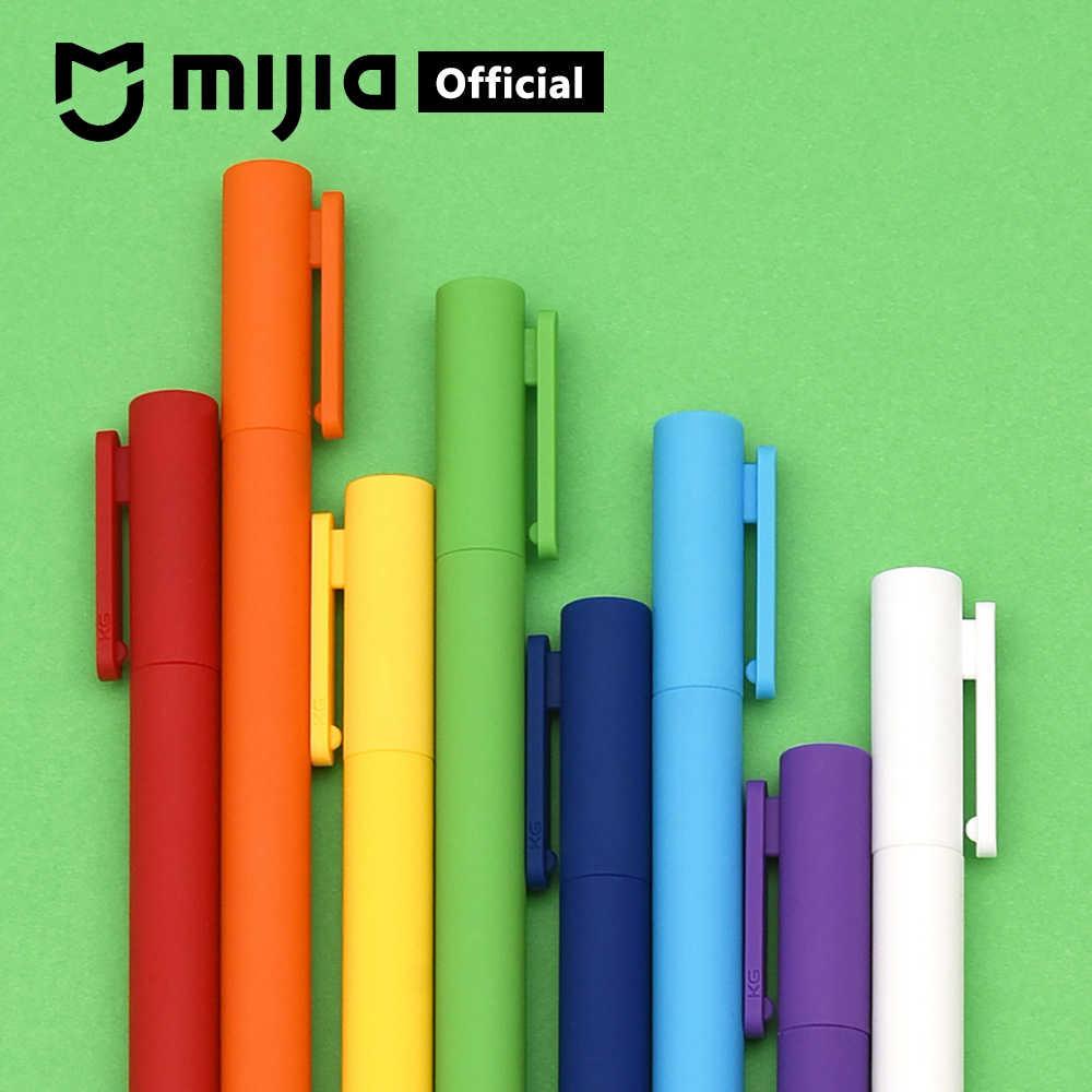 شياو mi هدية عيد ميلاد تسجيل القلم mi القلم توقيع القلم PREMEC السلس سويسرا عبوة mi كوني اليابان مكتب طالب التوقيع الكتابة