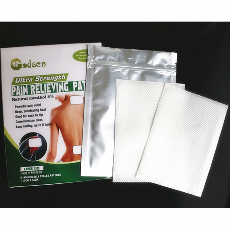 Health Care 100% Quality Ifory 10 Bags Capsicum Plaster 10*18cm Hot Pain Relieving Patch Medical Non-woven Joint Arthritic Leg Pain Relieving Plaster Latest Fashion Chinese Medicine
