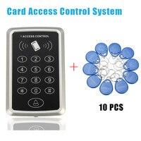 High Quality 10 Rfid Tag RFID Proximity Card Access Control System RFID EM Keypad Card Access
