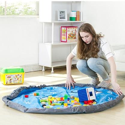 Livraison gratuite portable enfants sac de stockage de jouets et - Organisation et stockage dans la maison - Photo 2