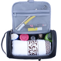 New Women and men Large Waterproof Makeup bag Nylon Travel Cosmetic Bag Organizer Case Necessaries Make Up Wash Toiletry Bag 2