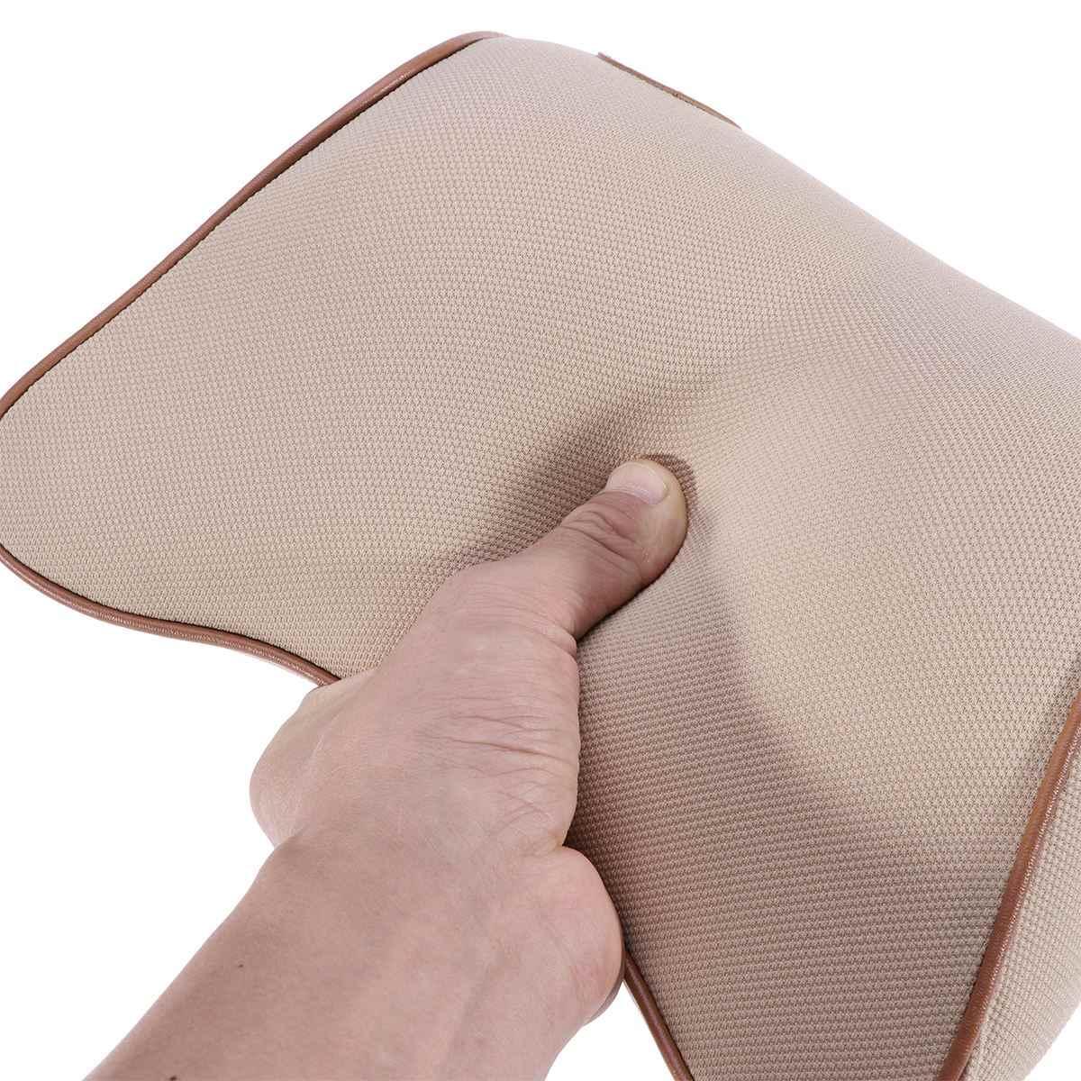 Пена памяти Автомобильная подушка для шеи Подушка с поддержкой шеи авто подголовник подушка (серый) A20