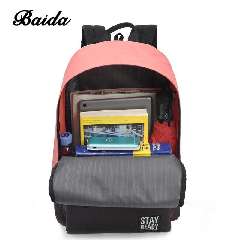 moda mochila mulheres mochila crianças Backpack Tipo : Back TO School Backpack