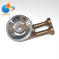 Die Cast Gas Stove Burner Accessories Steel Interior Fire Fire Distributor Fire Cover One Gas Stove