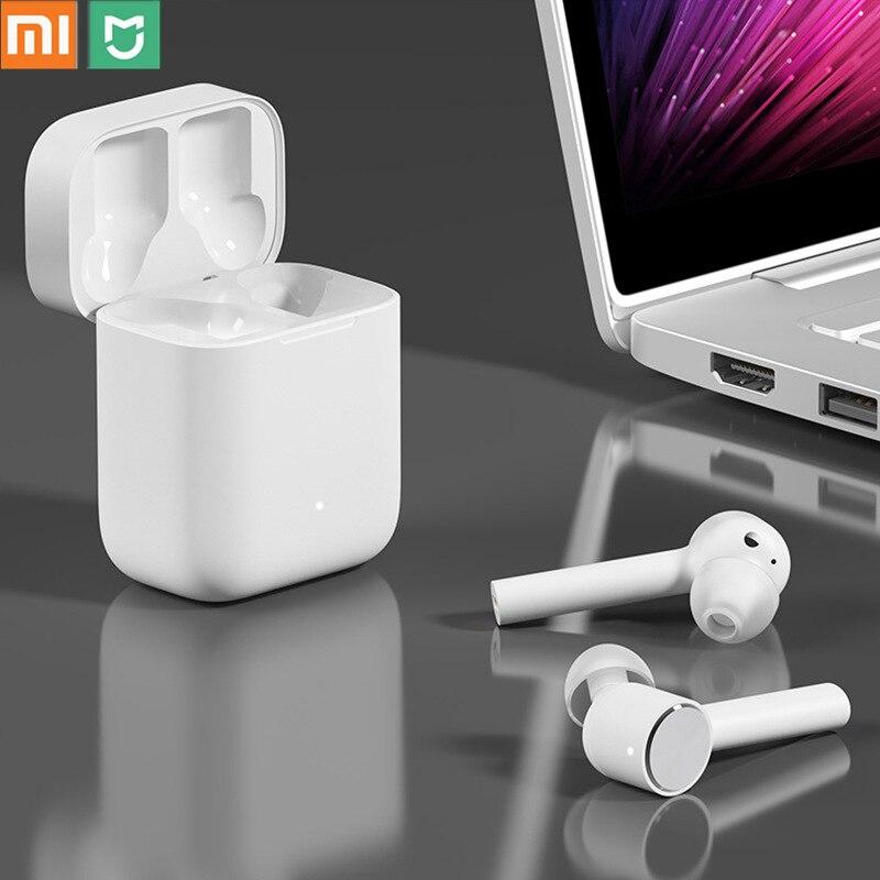 Nouveau Original Xiaomi Air TWS casque Bluetooth sans fil stéréo écouteur ANC commutateur ENC Auto Pause contrôle du robinet Airdots Pro