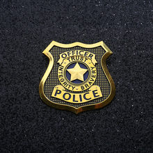 Popular Cosplay Police Badge-Buy Cheap Cosplay Police Badge